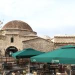 Un hammam d'Antalya transformé en café