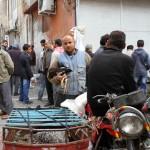Au marché aux oiseaux d'Urfa