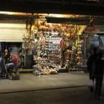 Bazar d'Urfa la nuit tombée