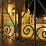 Cour de la mosquée Halilur Rahman à Urfa