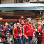 Chants entonnés par les supporters de Galatasaray
