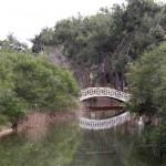 Pont romantique à Titreyen Göl
