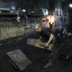 Atelier de fonderie à Hasköy