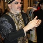 Durant le défilé de Tatavla