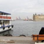 Embarcadère de Kadıköy