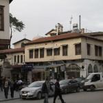 Maisons historiques dans le centre de Hatay