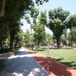 Parc de Yoğurtçu à Moda
