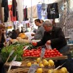 Sur le marché de Samatya