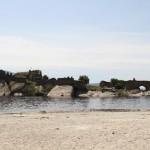 île sur le lac Bafa à Kapıkırı