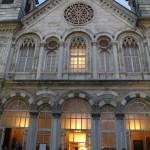 Jours d'affluence à l'église Aya Triada de Taksim