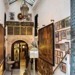L'entrée du hammam de Çalaoğlu, un des plus beaux d'Istanbul