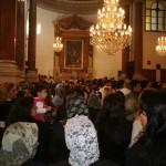 Pâques à Bakırköy chez les syriaques orthodoxes