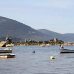 Retour de pêche sur le lac de Bafa