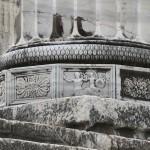Détail colonne temple d'Apollon de Didymes