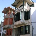 Maisons traditionnelles de Yeşilköy