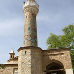 Minaret de la mosquée Yahşi bey à Tire