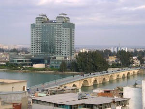 Pont de pierre d'Adana
