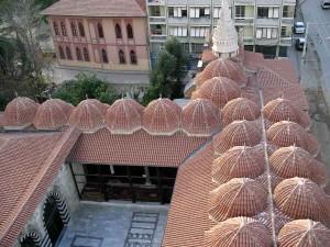 Toit de l'Ulu cami d'Adana