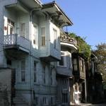 Vieilles demeures de Yeşilköy