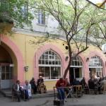 le vieux café Ali Efe de Tire