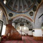 Dans la mosquée Nasrullah de Kastamonu