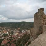 Du haut de la citadelle de Kastamonu