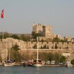 Le château Saint-Pierre de Bodrum
