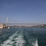 Le pont du Bosphore et la mosquée d'Ortaköy