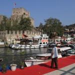 Les Eaux Douces d'Asie et la forteresse d'Anadolu Hisarı