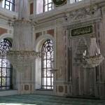 Mosquée d'Ortaköy avant rénovation