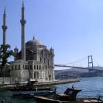 Ortaköy et le pont du Bosphore