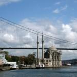 Ortaköy, sa mosquée, son pont