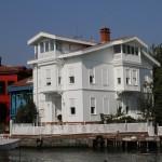 Yalı au bord de la rivière Göksu à Istanbul