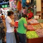 Achats de bonbons à Eminönü