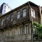 Ancienne demeure en bois à Üsküdar