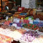 Des bonbons à profusion