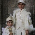 Deux petits princes à Eyüp