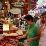 Emplettes pour la fête du Ramadan