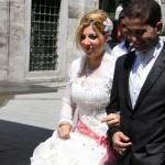 Jeune couple à Eyüp