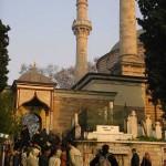 Mosquée Emir Sultan à Bursa