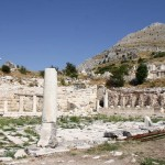 Agora inférieure à Sagalassos