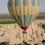 Balade en montgolfière en Cappadoce