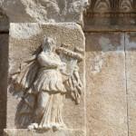 Détail dans l'agora inférieure de Sagalassos