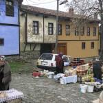 Dans la rue principale de Cumalıkızık