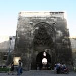 Portail d'une medrese de Sivas