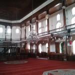 Salle de prière d'Arap camii à Istanbul
