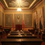 Salle où s'est tenu le Congrès de Sivas en septembre 1919