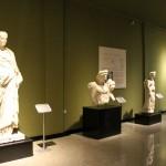 Au musée de Burdur - section de Sagalassos