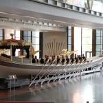 Caique du sultan Abdulmecit, musée de la mer d'Istanbul