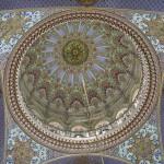 Coupole Pertevniyal sultan camii, Istanbul